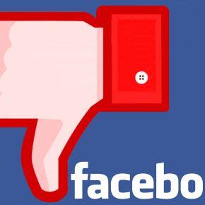 Facebook m'a désactivé